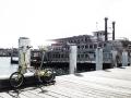 Brompton am Hafen
