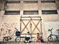 012_Andrea-und-Klaus-mit-Brompton-Faltrad-in-Israel